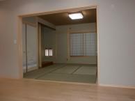 和室(3枚引込み戸)