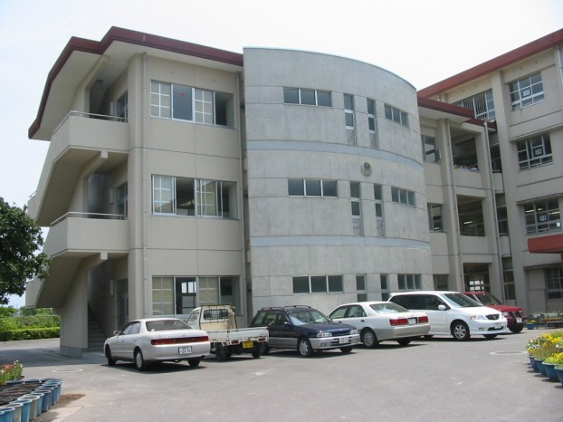 東谷山中学校