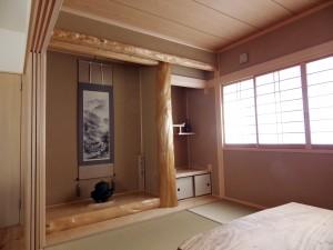 オープンハウス 和室